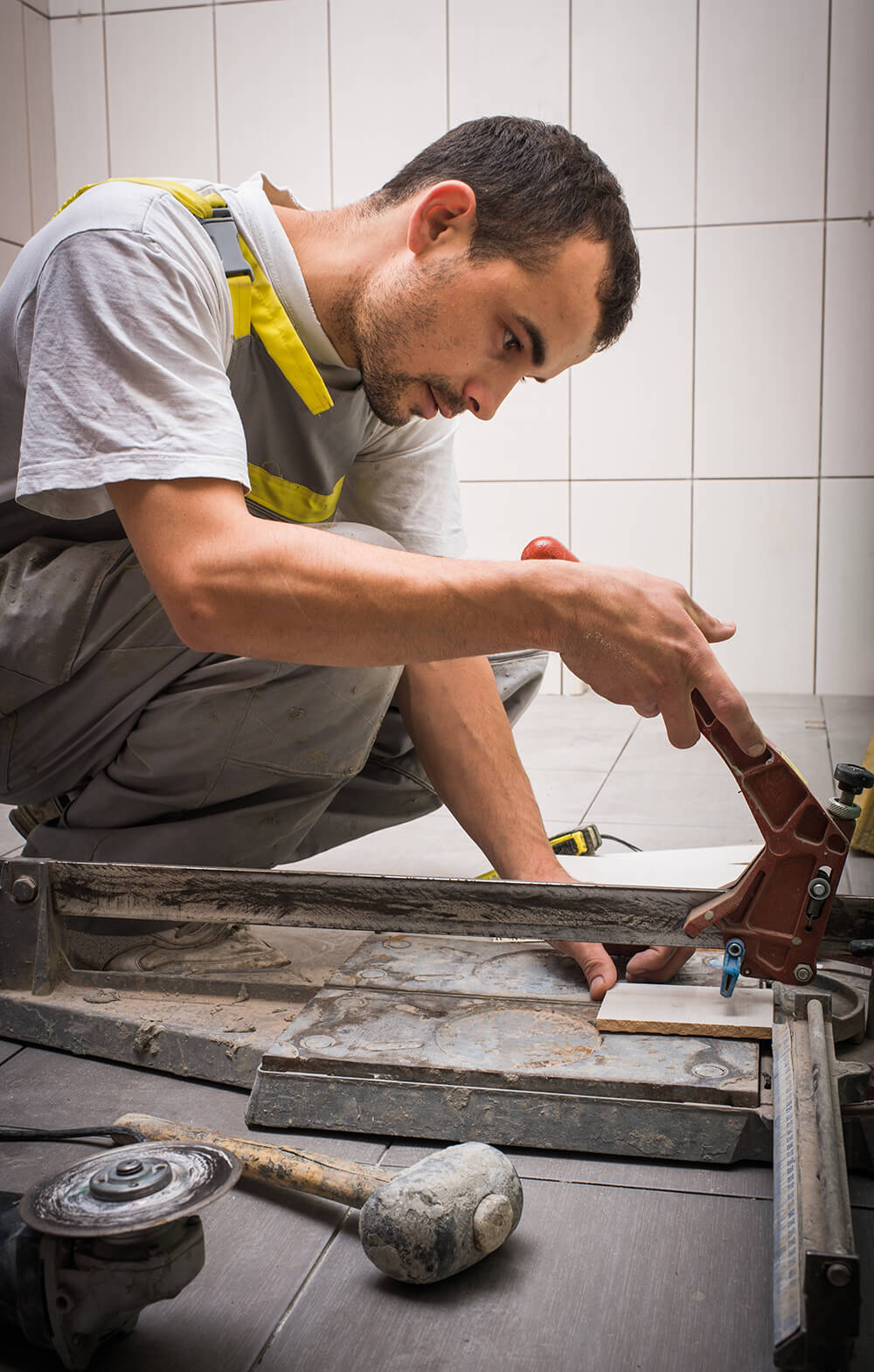 Bathroom Repair & Refresh